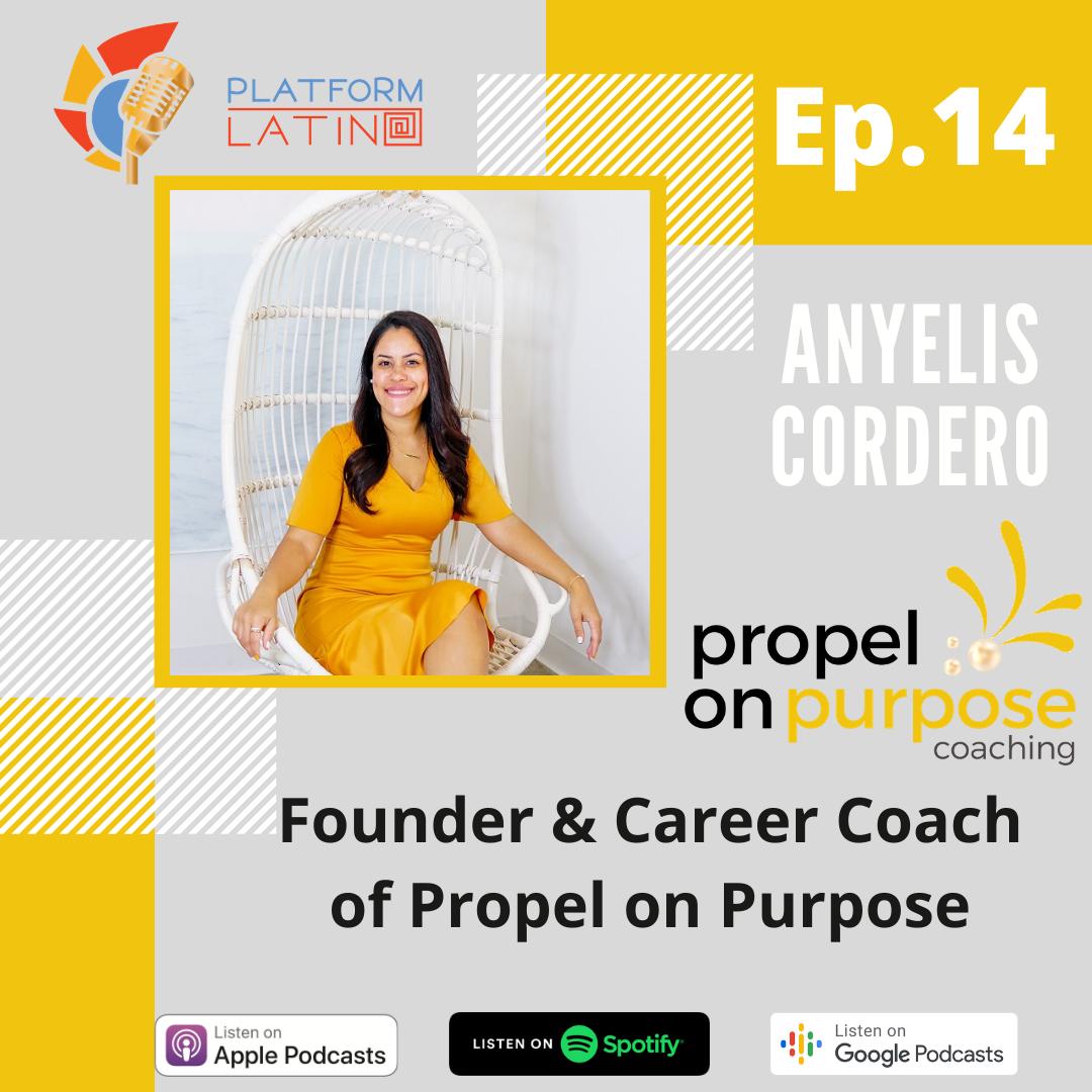 Anyelis - Platform Latino Podcast